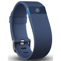 Fitbit wearable: Charge HR - Blauw
