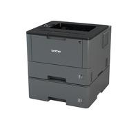 Brother laserprinter: Netwerk Laserprinter 40 ppm - 256 MB - interne duplexunit - LCD Display - 2 papierladen - .....