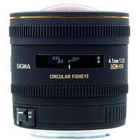 Sigma 4.5mm F2.8 EX DC Circular Fisheye HSM Sigma (486956)