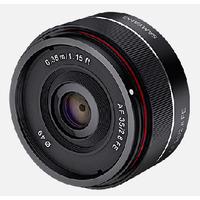 Samyang camera lens: AF 35mm F2.8 FE