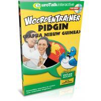 Eurotalk Woordentrainer Pidgin - Papua Nieuw Guinea