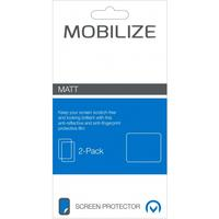 Mobilize screen protector: Matt 2-pack Screen Protector Sony Xperia SP