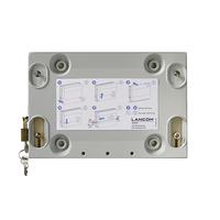 Lancom Systems montagekit: Wall Mount - Wit