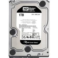 Western Digital interne harde schijf: HDD RE 1TB - Zwart