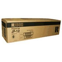 Ricoh inktcartridge: Ink 600cc Black - Zwart