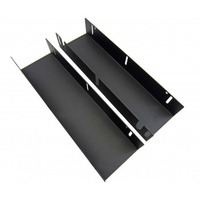 APG Cash Drawer montagekit: Under Counter Mounting Bracket - Zwart