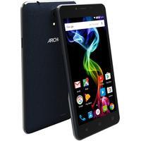 Archos smartphone: Platinum 55b Platinum - Zwart 16GB