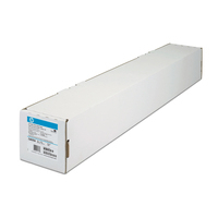 HP papier: 594 mm x 45.7 m, 90 g/m², Mat