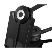 Jabra headset: Pro 920 Duo - Zwart