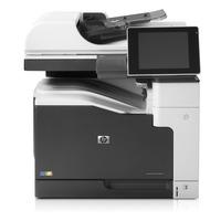 HP multifunctional: LaserJet LaserJet Enterprise 700 Color MFP M775dn - Blauw, Cyaan, Magenta, Geel