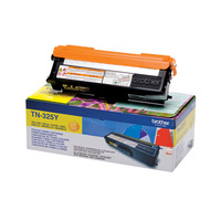 Brother toner: TN-325Y Toner Geel