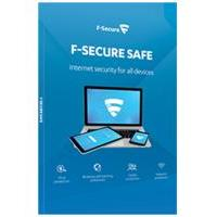 F-SECURE product: Safe 3-Devices 1 jaar