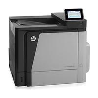 HP laserprinter: LaserJet Enterprise M651dn - Zwart, Grijs