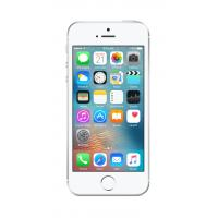 Apple smartphone: iPhone SE 16GB Silver - Zilver, Wit (Refurbished LG)