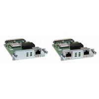 Cisco NIM-2FXS Voice network module