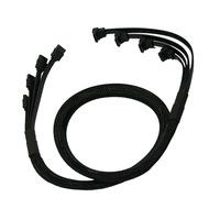 Nanoxia kabel adapter: 900100033 - Zwart