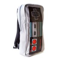 Nintendo - Big Controller, Backpack (Grey)
