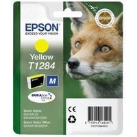 Epson T1284 GEEL Inkt Cartridges