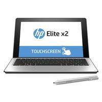 HP laptop: Elite x2 Elite x2 1012 BUNDEL, M7, 8GB, 512GB, WWAN + Thunderbolt Dock (L5H16EA + P5Q54AA) - Zilver