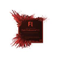 Adobe software licentie: Flash Professional CC RNW