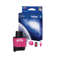 Brother inktcartridge: LC900M - Magenta