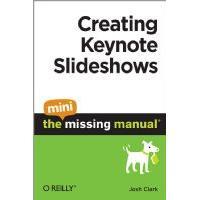 Pogue Press algemene utilitie: Creating Keynote Slideshows: The Mini Missing Manual - EPUB formaat