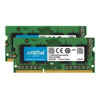 Crucial RAM-geheugen: 32GB Kit (2x16GB), DDR4-2133, 1.2V - Groen