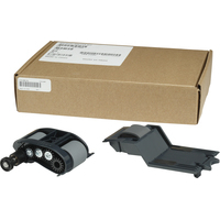 HP printing equipment spare part: 100 vervangende rolkit voor documentinvoer - Zwart, Grijs