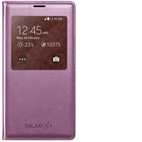 Samsung mobile phone case: S-View Roze