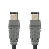 Bandridge BCL6002 Fireware kabel - Grijs