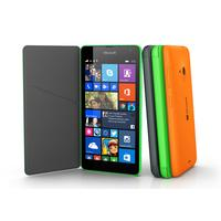 Nokia mobile phone case: Shell voor Lumia 535 - Fel groen