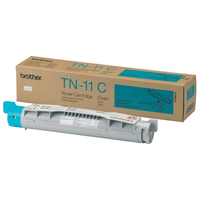 Brother TN-11C Tonercartridge Geel