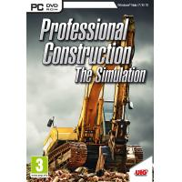 UIG Entertainment game: Professional Construction - The Simulation  PC