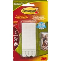 3M : Command Fotolijststrips Wit Smal