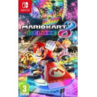 Nintendo game: Mario Kart 8 DeLuxe  Switch
