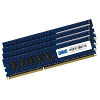OWC RAM-geheugen: 32GB (4x8GB), PC10600, DDR3 1333MHz, SDRAM, ECC