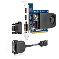 HP videokaart: NVIDIA GeForce GT630 DP (2 GB) PCIe x16 grafische kaart