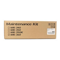 KYOCERA printerkit: MK-360 - Zwart