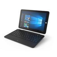 Linx tablet: 1020 - Zwart, QWERTY