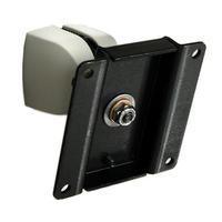 Ergotron 100 Series Pivot Single - Bevestigingskit voor Flat Panel