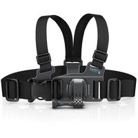 GoPro camera-ophangaccessoire: Junior Chesty (Chest Harness) - Zwart