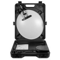 Megasat 9101628 antenne - Zwart, Wit