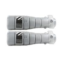 Konica Minolta toner: Toner DI-250/250F/251/350/350F/351, Zwart, 2 x 413g, 5500 Pagina's