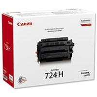 Canon cartridge: CRG-724H - Zwart