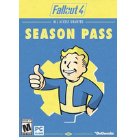 Bethesda Fallout 4 Season Pass