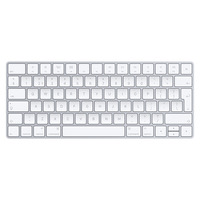 Apple toetsenbord: MLA22 - Zilver, Wit, QWERTY