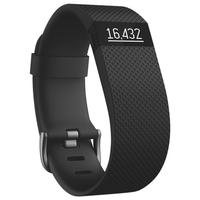 Fitbit wearable: Charge HR - Zwart