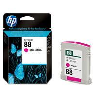HP inktcartridge: 88 originele magenta inktcartridge