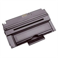 DELL toner: Zwarte tonercartridge met hoge capaciteit voor de laserprinter 2335dn (6000 pagina's)