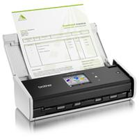 Brother scanner: Desktop scanner - 18 ppm - dubbelzijdig - Wireless - geleverd met professioneel software pakket - .....